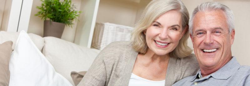 older couple |  dental exams framingham